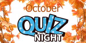 October Quiz Night