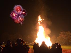 Fireworks Night @ Farnham Royal Cricket Club